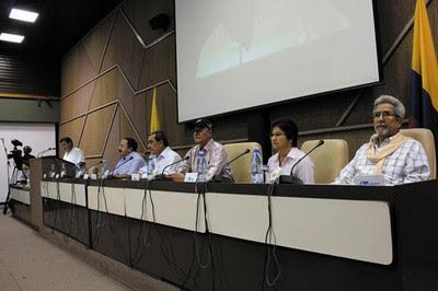 Los Diálogos de Paz entre el Gobierno colombiano y las FARC se reinician en Cuba