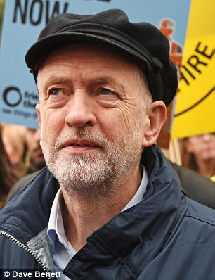 Mr Corbyn has regularly supported the work of the Palestine Solidarity Campaign