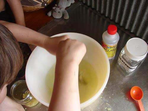 handmade liquid handwash