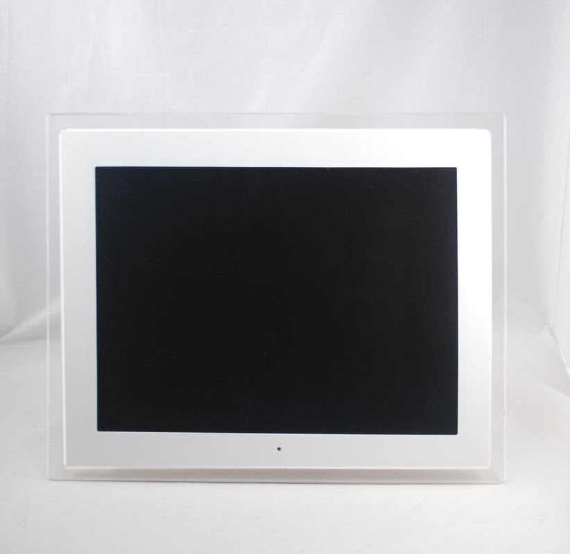 Transparent Acrylic 1080p High Resolution Digital Picture Frame 14