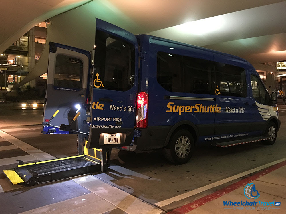 Save Money On Wheelchair Transportation With Supershuttle