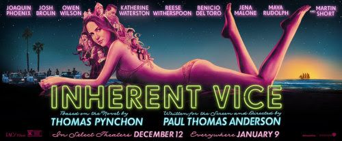 banner for Inherent Vice. Click to see larger version.