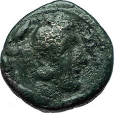 ALEXANDER III the GREAT 336BC Macedonia Ancient Greek Coin HERCULES CLUB i66328