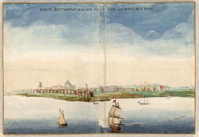 New Amsterdam - The Memory of the Netherlands