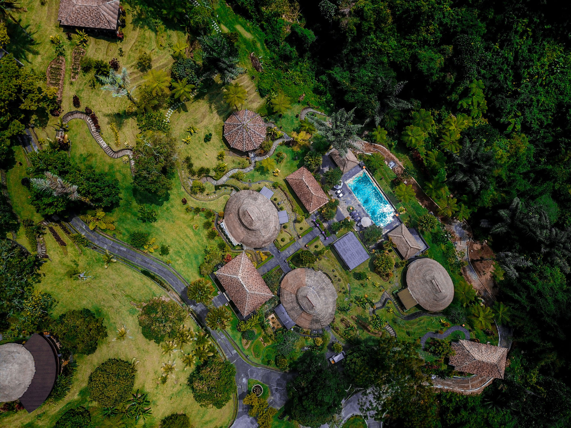 Health And Wellbeing Retreat In Tegallalang