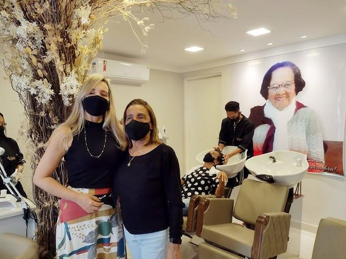 Em Paulista, salão de beleza expõe essência da feminidade e resgata a memória da matriarca da família Caxias