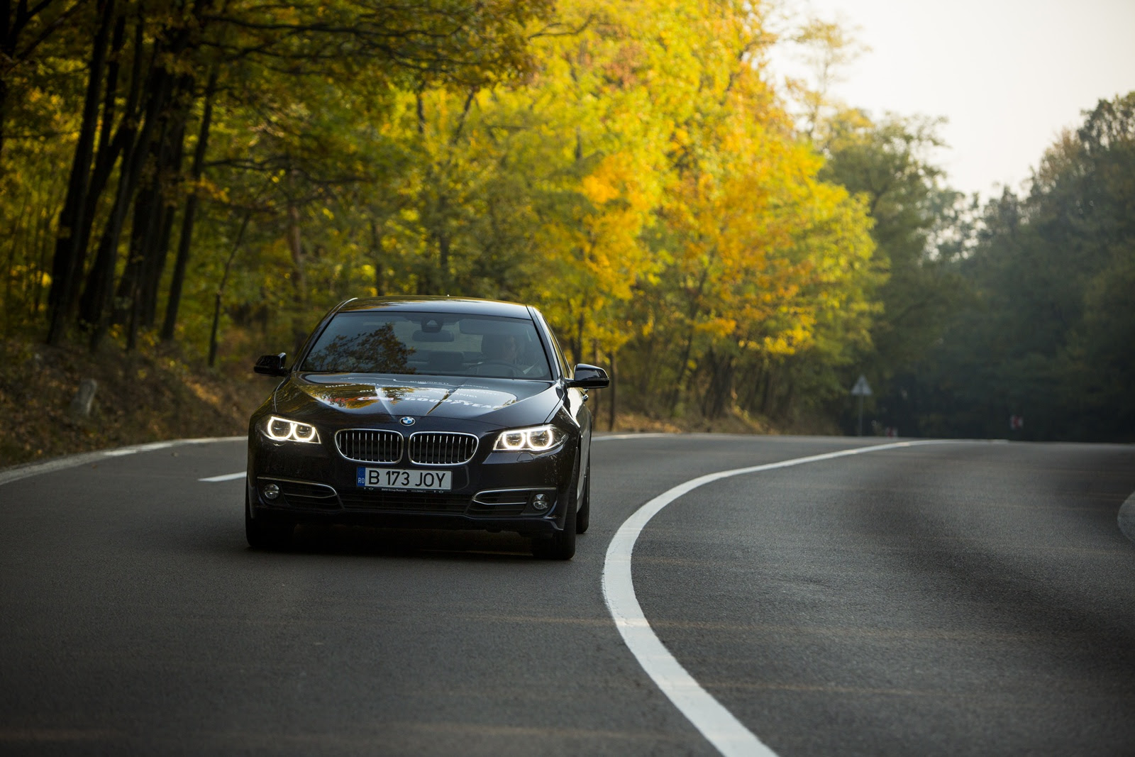 Bmw 520d Xdrive 1000 Miles With One Tank Autoevolution