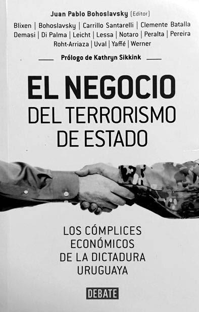 Foto principal del artículo 'Bases económicas del terrorismo de Estado'