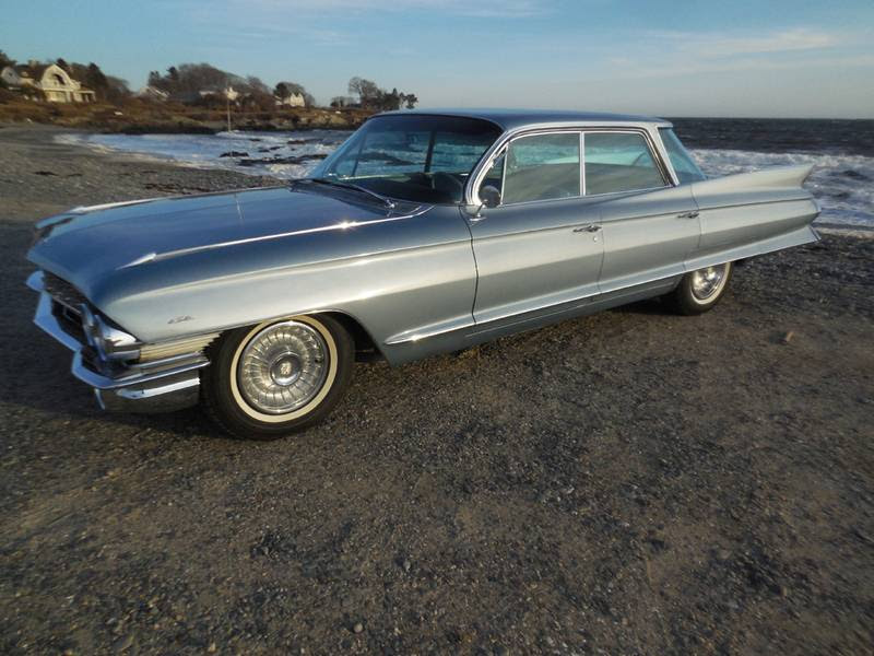 1961 Cadillac Sedan DeVille for sale