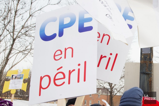 Pierre Karl Péladeau ne se contente pas d'appuyer verbalement la mobilisation... (PHOTO ALAIN ROBERGE, ARCHIVES LA PRESSE)