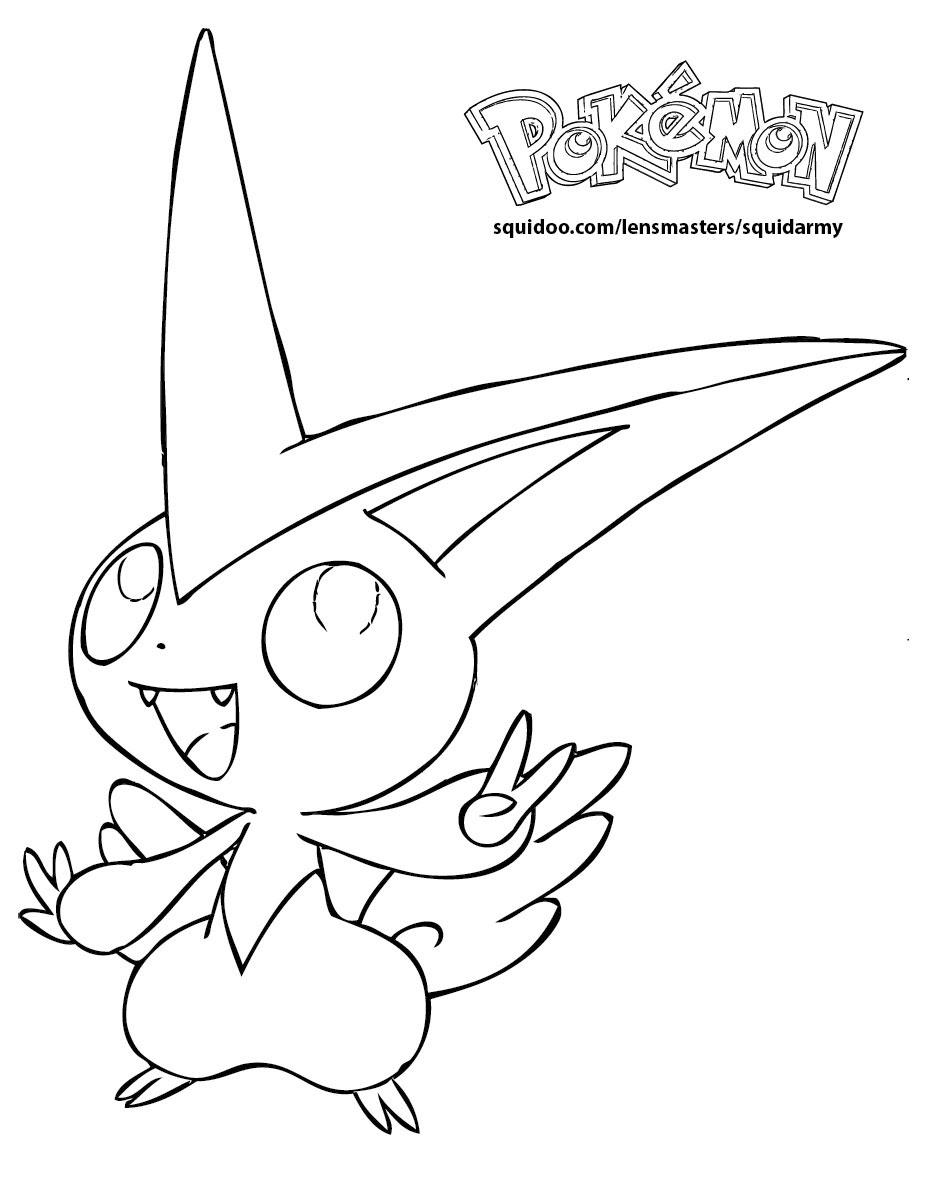 Pokemon Coloring Pages Games At Getcoloringscom Free Printable
