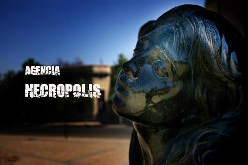 Agencia Necropolis by Alejandro Bonilla