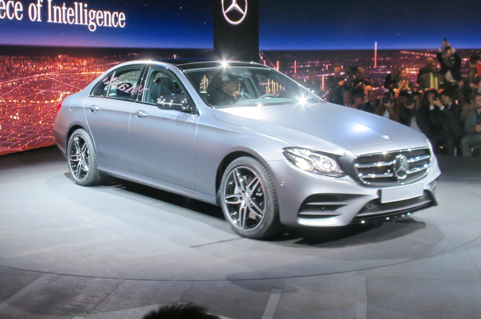 7 Things You Didn't Know About the 2017 Mercedes-Benz E-Class