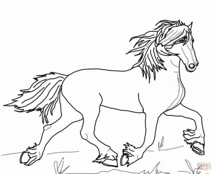 ausmalbilder pferde ausmalbilder ostwind  paardrijden 2