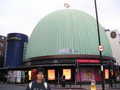 Madame Tussaud's and Planetarium, London, UK