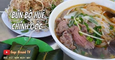 Bún Bò Huế Chính Gốc