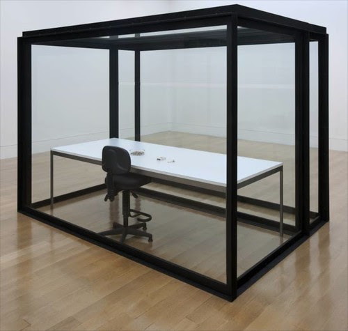 The Acquired Inability to Escape 1991 by Damien Hirst born 1965