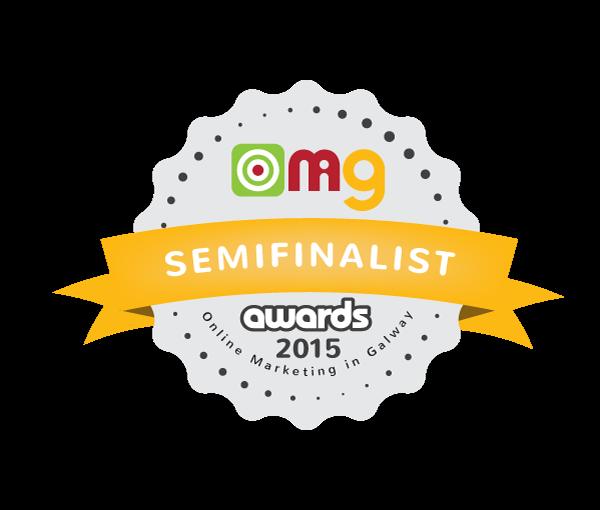 Online Marketing in Galway Semifinalist Award 2015