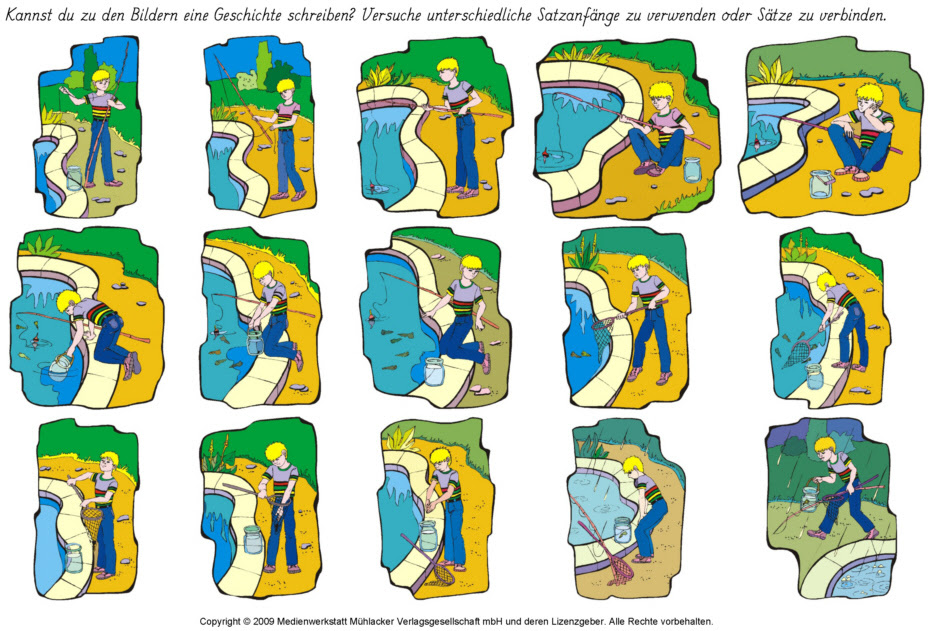 Bildergeschichte 2 Medienwerkstatt Wissen C 2006 2021 Medienwerkstatt