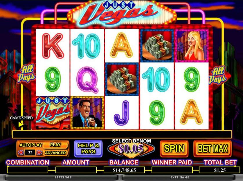 Casino slots las vegas