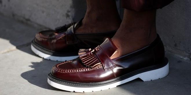 Men's Footwear: Tassel Loafers
