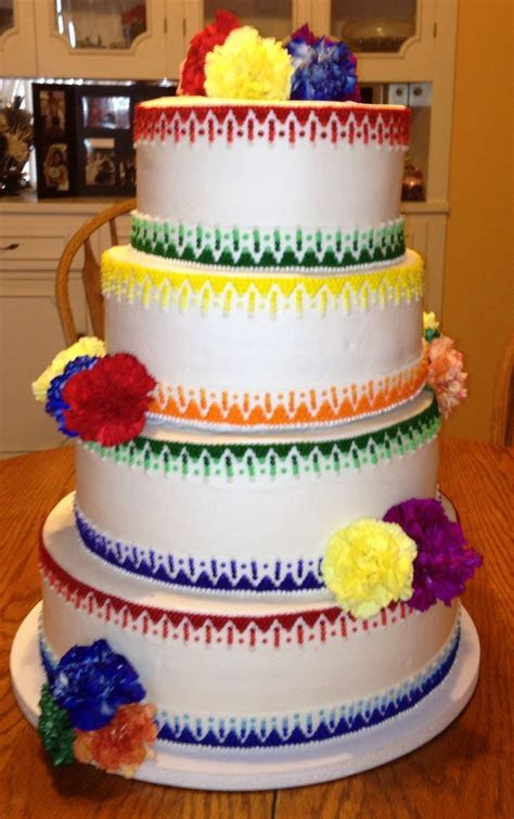 1000  images about Spanish Style Wedding Cakes on