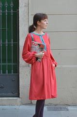 Vestido Urbano BURDA STYLE 02/2013