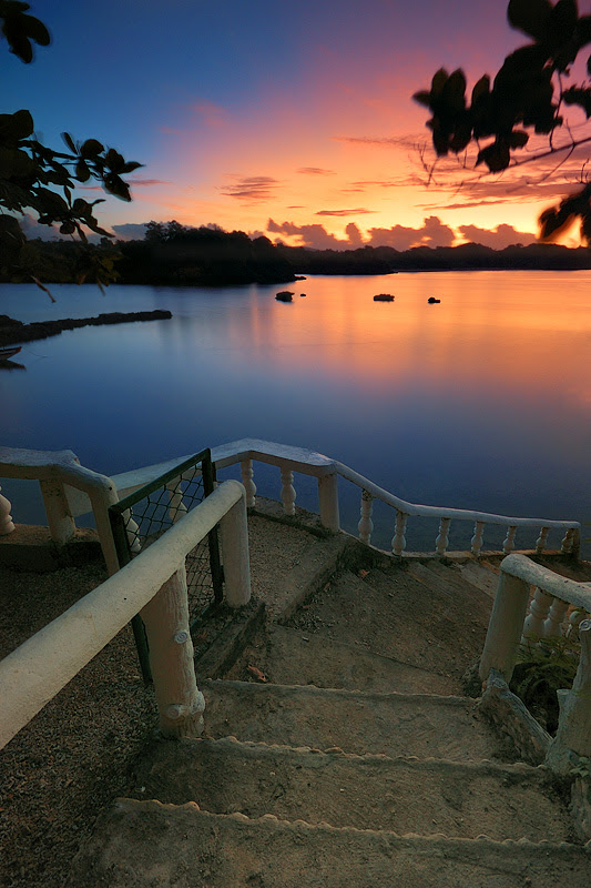 A Taste of Guimaras Sunrise