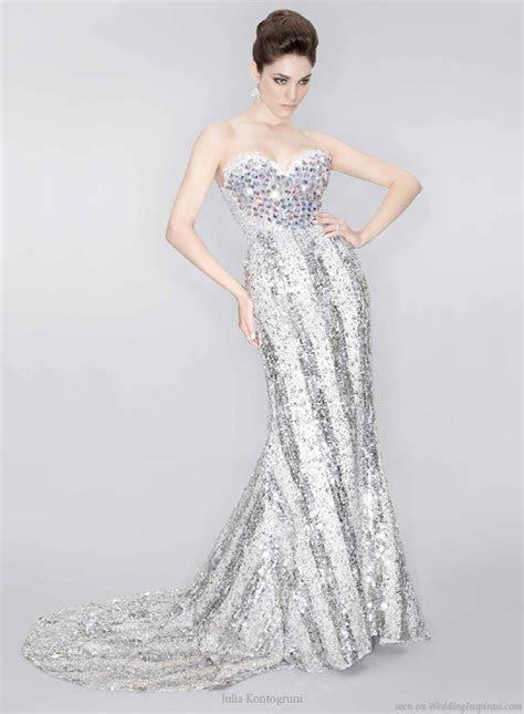 Crystal Covered Wedding Dress