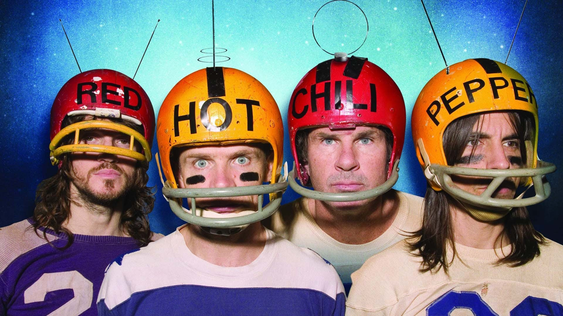 Awesome Red Hot Chili Peppers Wallpaper 1920x1080 28636