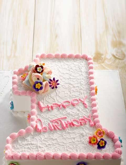 1st Birthday Cake Images For Baby Girl Greenstarcandy
