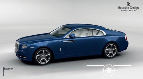 2015 Rolls-Royce Wraith Porto Cervo - Picture 123001