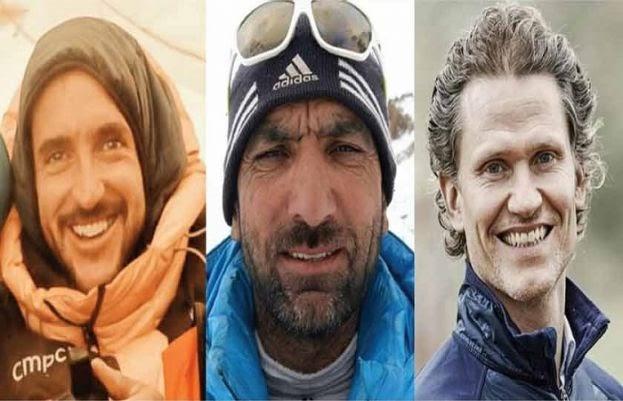 Bodies of legendary Ali Sadpara, Snori and Mohr found on K2 | Daily Pakistan