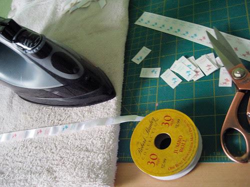 making tags