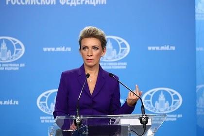 Захарова прокомментировала санкции Украины против Wildberries