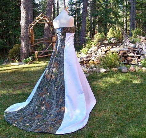 8 best Pink Camo Wedding Dresses images on Pinterest