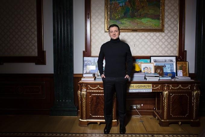Зеленский надеется на помощь Байдена по вопросу Донбасса