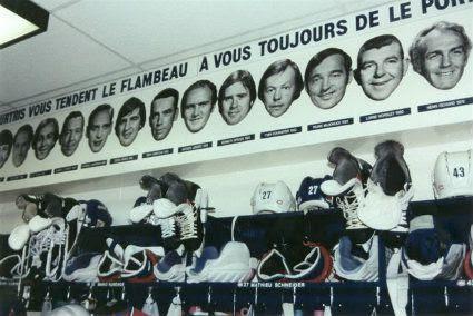 Canadiensdressingroom