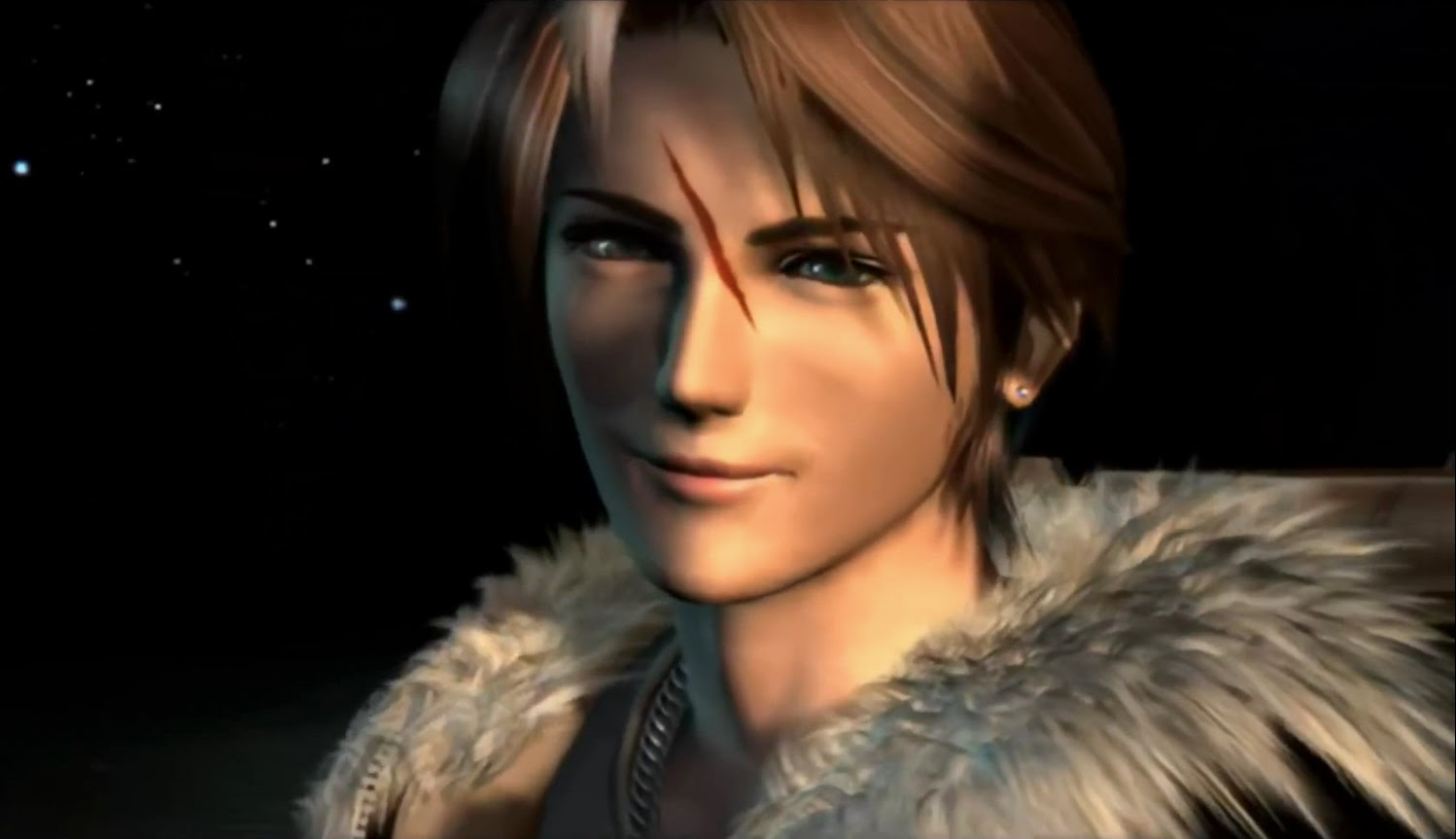Man pays $46 grand to look like Final Fantasy VIII dreamboat Squall Leonhart screenshot