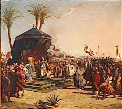 louis 9 à Damiette