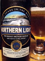 Orkney, Northern Light, Scotland