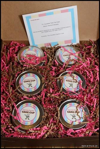 Cupcake Charlie's Shipping