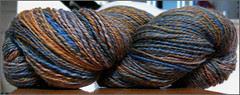 October Sky yarn