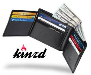 Kinzd Wallet Giveaway wallet