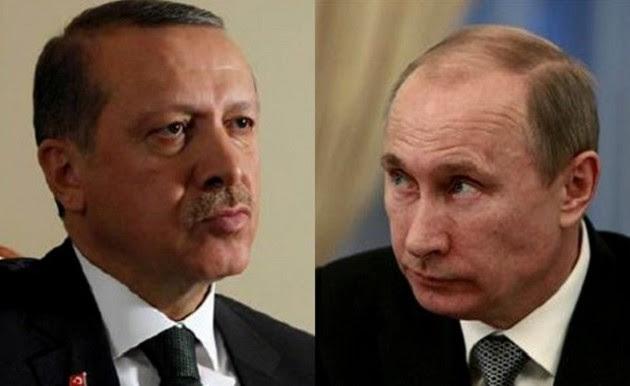 Προσέγγιση Ρωσίας – Τουρκίας ή… πώς ο Ερντογάν πάει στο στόμα της Αρκούδας!