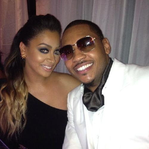 108-LaLa and Carmelo Anthony Heading For Divorce-1
