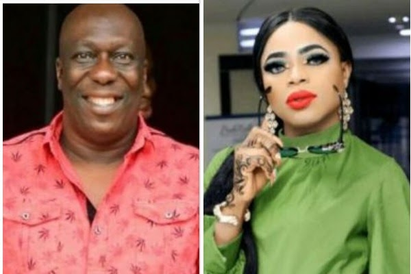 May thunder fire persons who brought Bobrisky into Nollywood – Actor Awurum