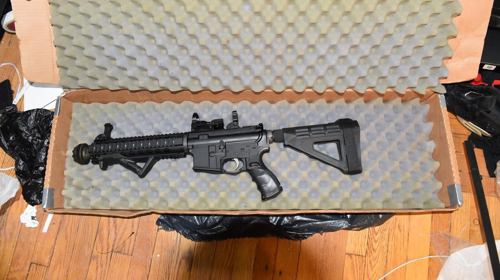 Manca P. Vrhovnik Vz.58 Polenar Tactical   Guns, Weapons