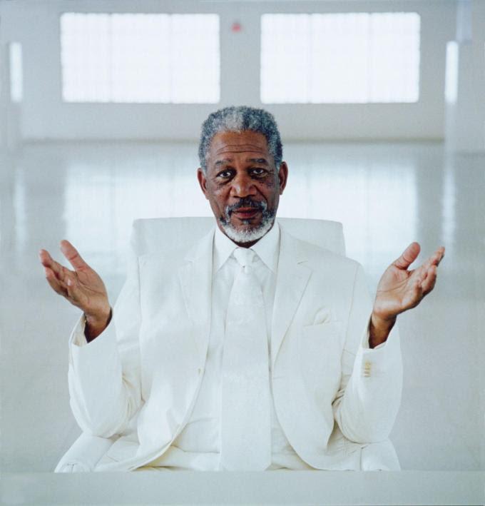 Morgan Freeman & The Magical Negro Dilemma