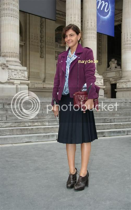 Gloria Baume wearing 3.1 Phillip Lim